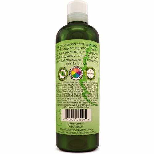 MAPLE HOLISTIC Oil + Tea Tree Conditioner 100%