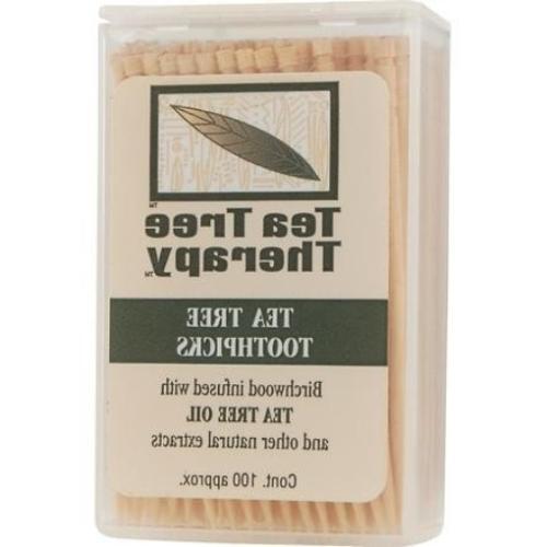 mint toothpicks 100 ct 6 pack