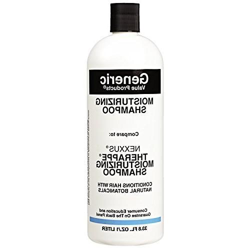 moisturizing compare nexxus therappe