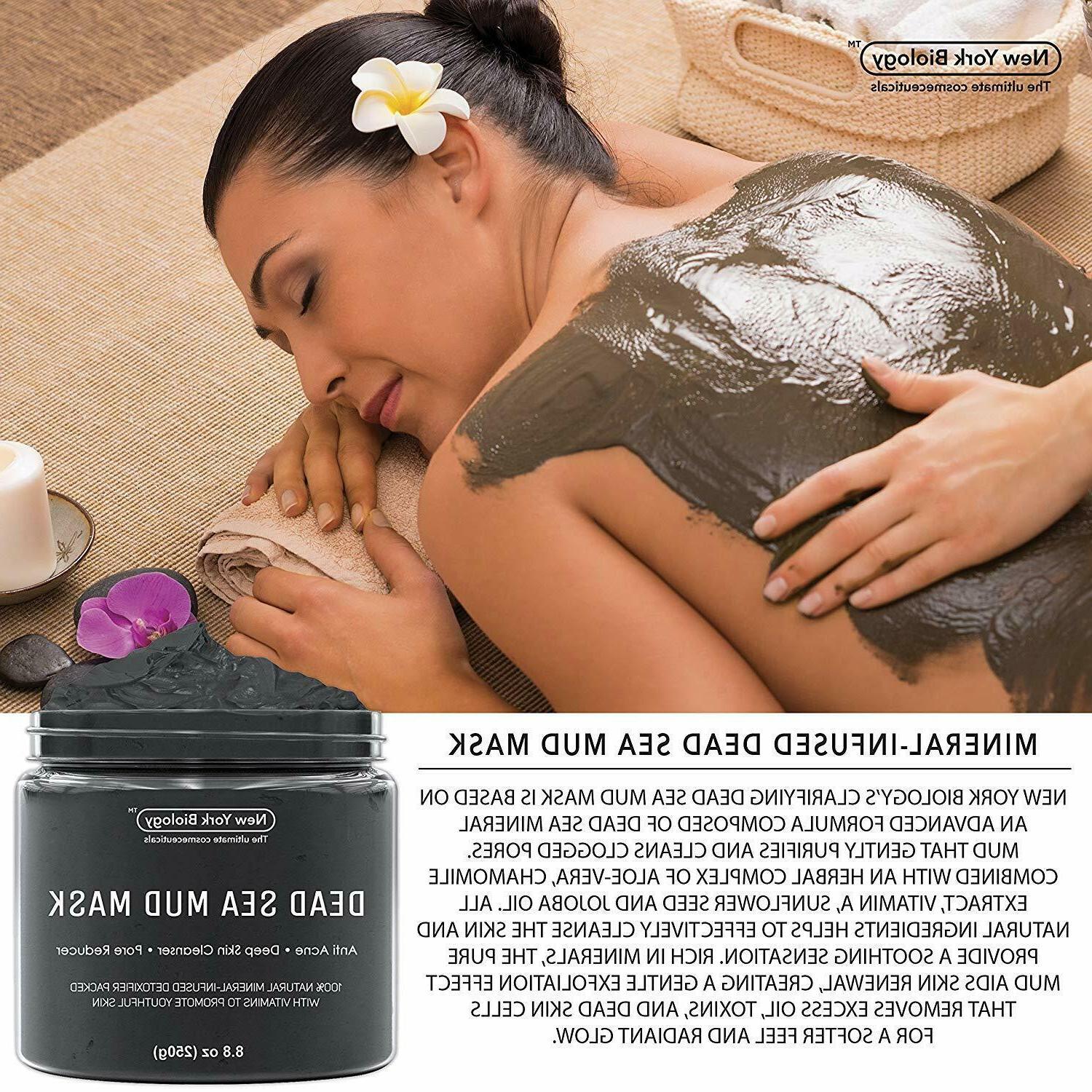 New Dead Sea for Face and All Quality