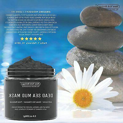 New Sea Mask Face Body - Natural Pore