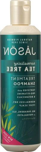 Jason Normalizing Treatment Shampoo Tea Tree -- 17.5 fl oz -