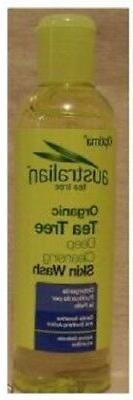 Optima Australian Organic Tea Tree Deep Cleansing Skin Wash