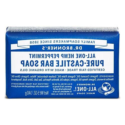 organic castile bar soap