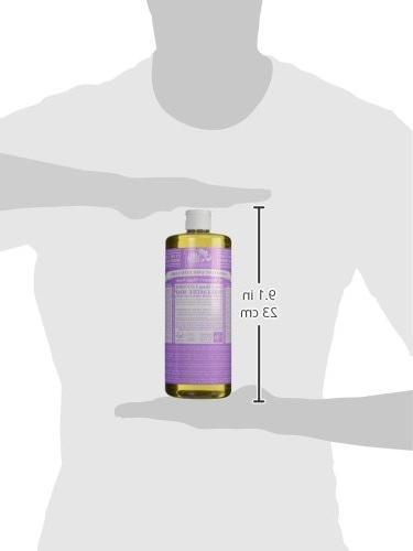 Dr. Pure Soap, Liquid Soap, Lavender Hemp, 32