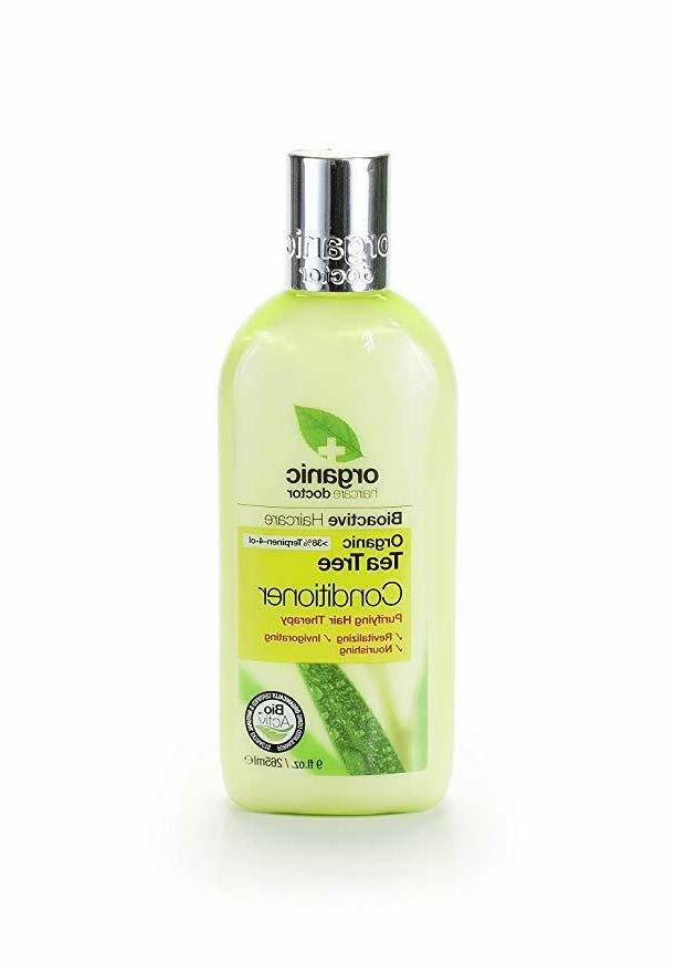 organic conditioner by organic hair care doctor