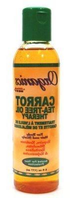 Africa's Best Organics Carrot Tea Tree Oil 180 ml  by Africa