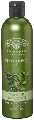 Nature's Gate Organics Conditioner, Tea Tree Oil & Blue Cypr