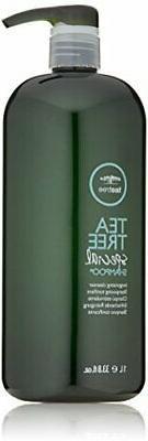Paul Mitchell Tea Tree Special Shampoo 1 L/ 33.8 fl oz.