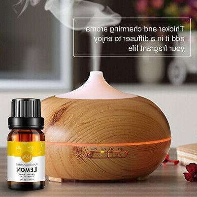 Plant Therapy Lemon Oil 100% Therapeutic Grade Lemon