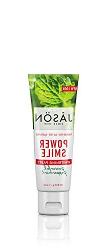 JASON Powersmile Travel Size Toothpaste,