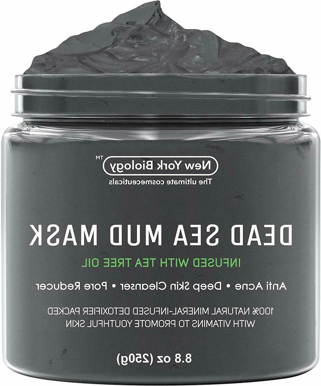 premium dead sea mud mask for acne