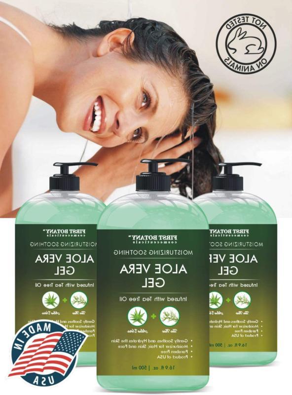 Pure Gel w Tea Oil Eczema 16