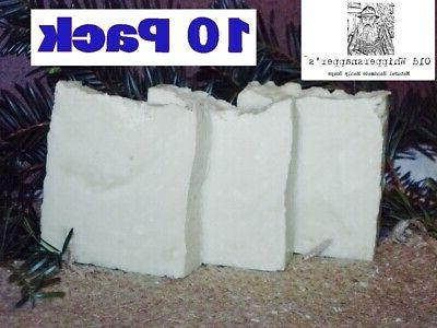pure tea tree oil soap 10 bars