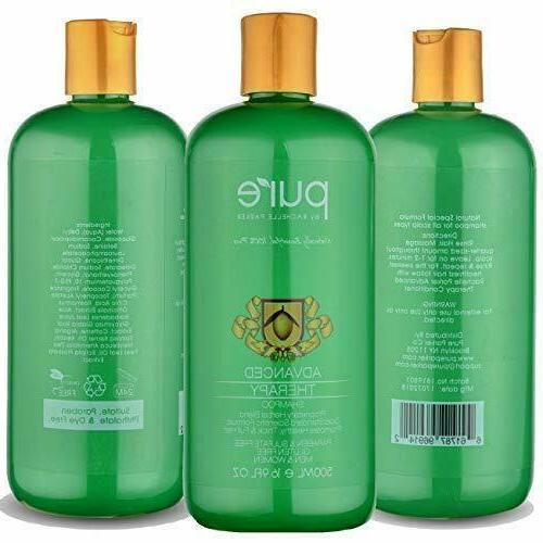 Tea Tree Oil & Conditioner Hair Oil Aloe Vera