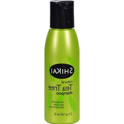 Shikai Tea Tree Shampoo 24x 2 Oz