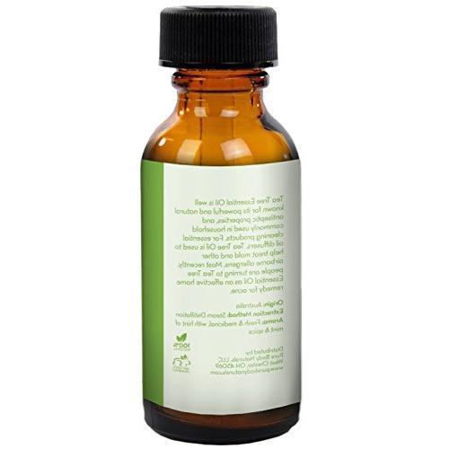 Tea Acne, 100% Melaleuca by Pure Body Naturals,