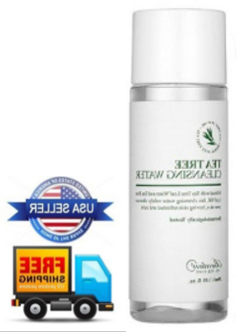 tea tree cleansing water 30 ml refreshed