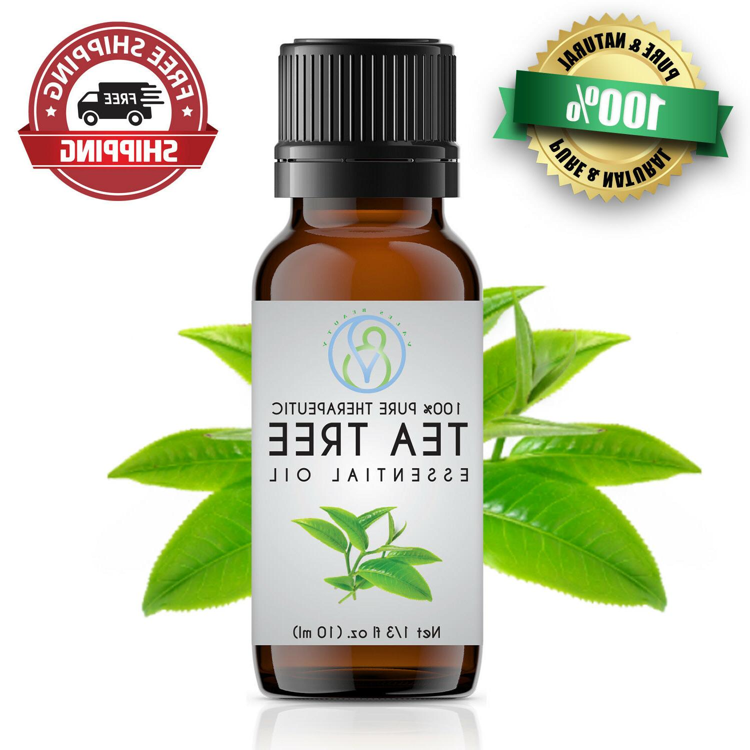 tea tree essential oil 10 ml 100