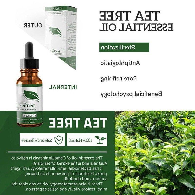 Tea Tree 100% Pure Skin Care Health