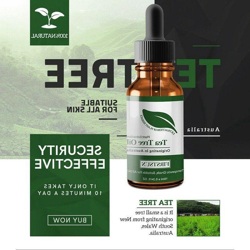 Tea Tree Essential Oil 100% Skin Health