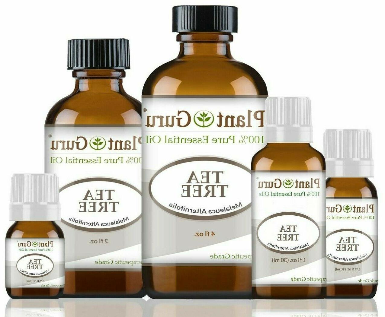 tea tree essential oil 100 percent pure