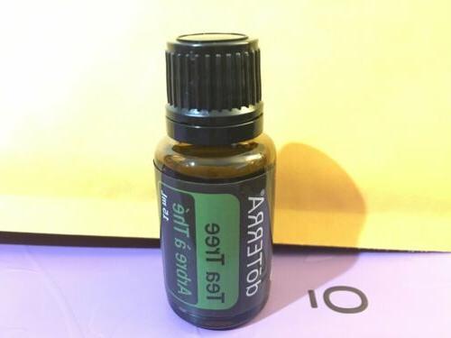 tea tree essential oil 15 ml new
