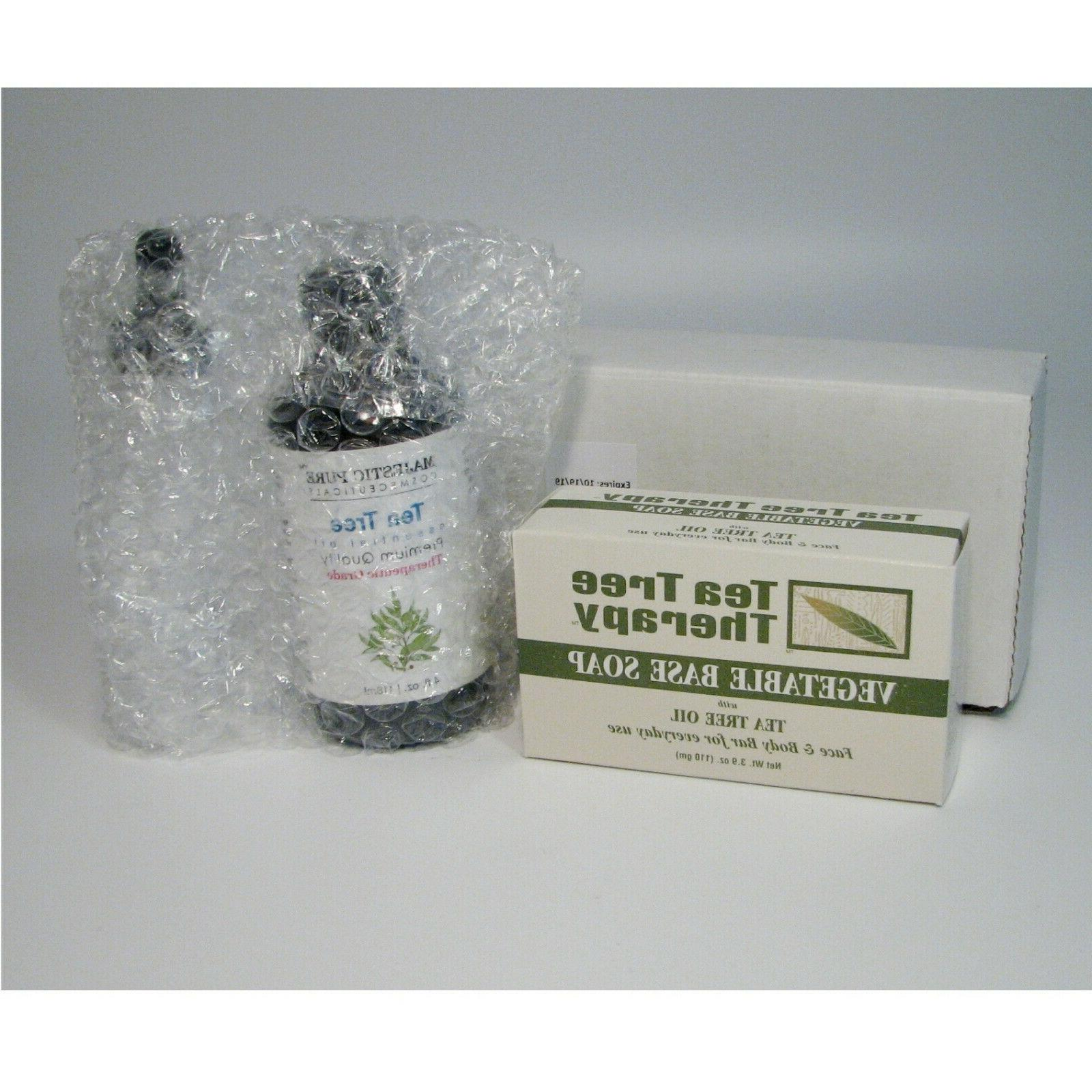 Majestic Tree Essential Plus Soap Ounce New