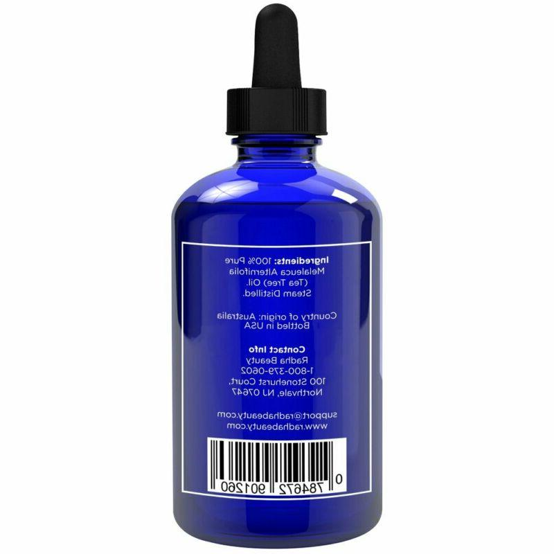 Radha Essential oz 100% Therapeutic dropper