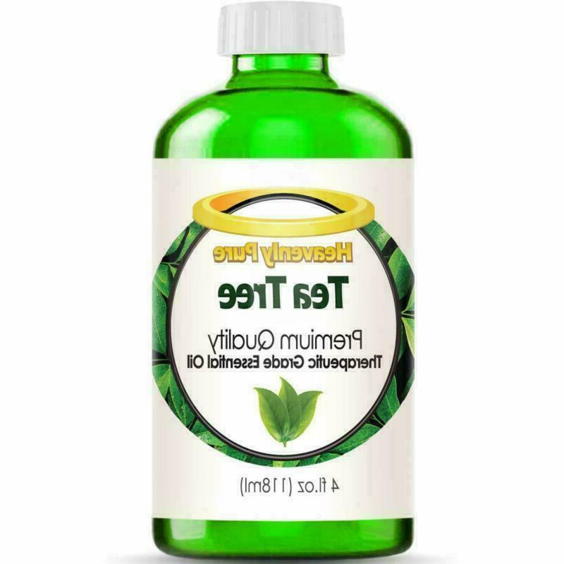 tea tree essential oil huge 4 oz