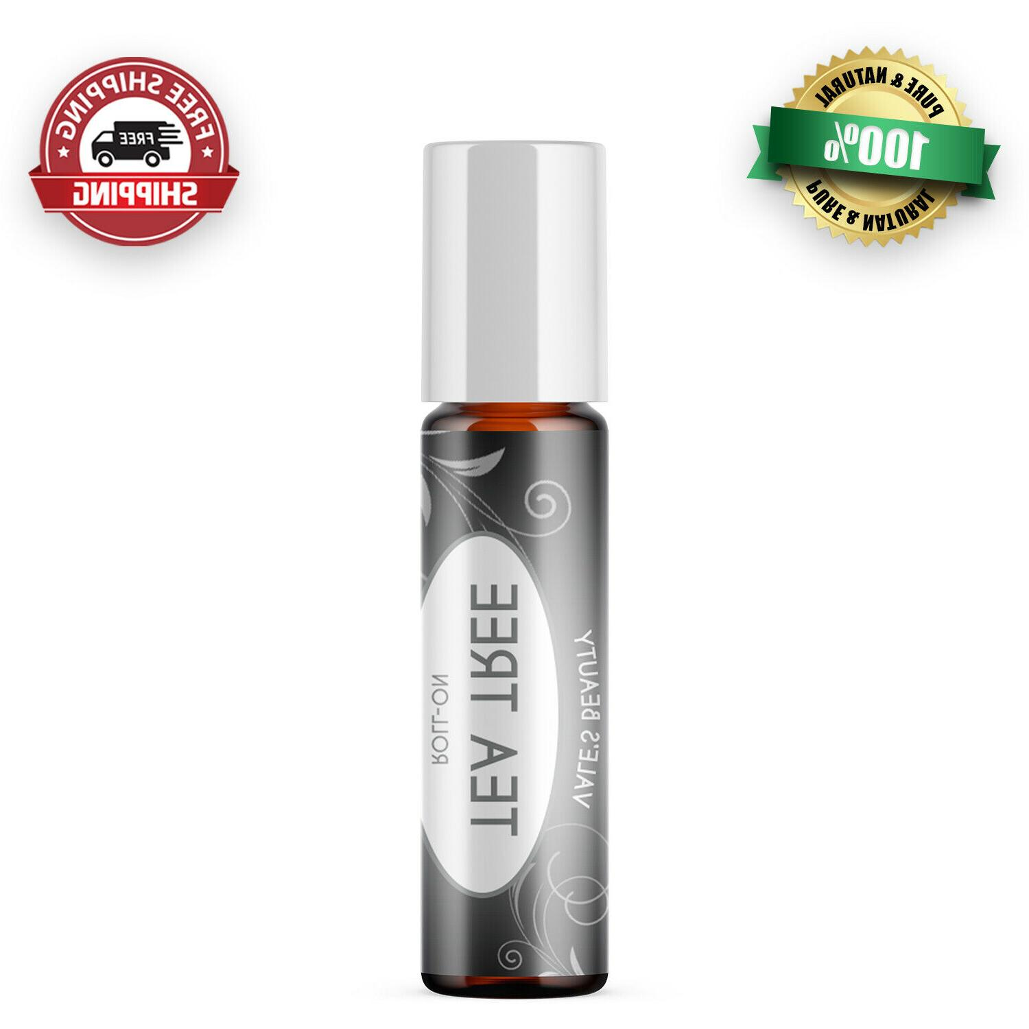 Tea Tree Essential Roll On Diluted Use! - 10 ml