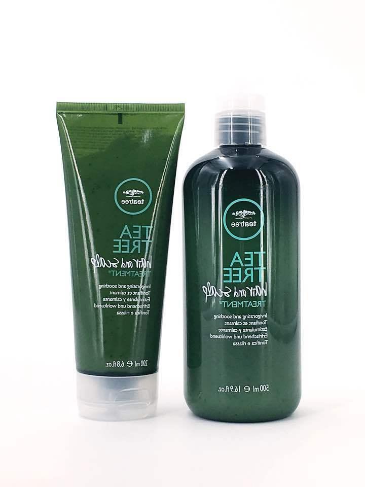 tea tree hair and scalp treatment 500ml
