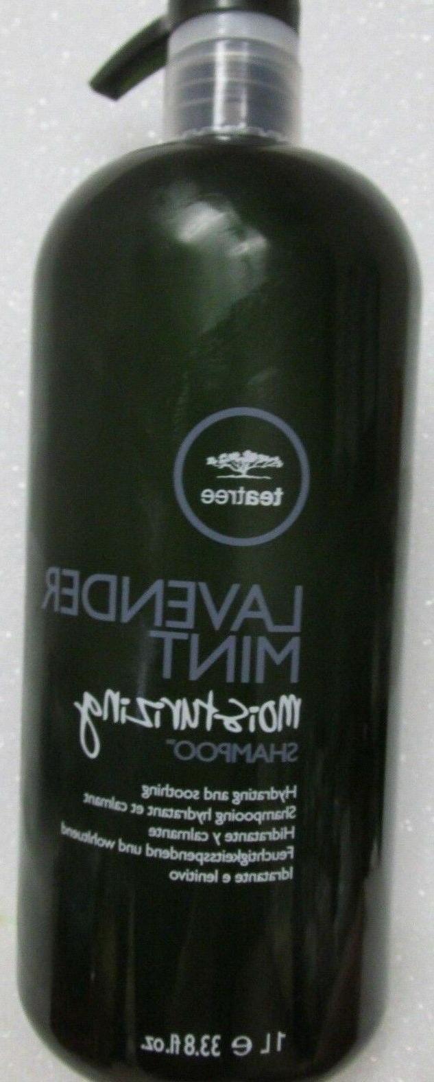 tea tree lavender mint shampoo 33 8