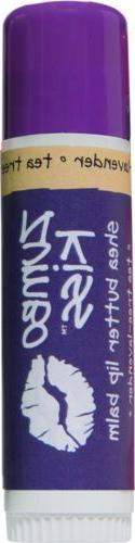 Tea Tree Lavender Zumbo Jumbo Kiss Stick Butter Lip Balm Ind