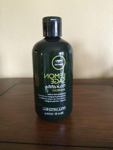 tea tree lemon sage thickening shampoo 10