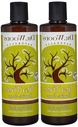 tea tree liquid castile soap