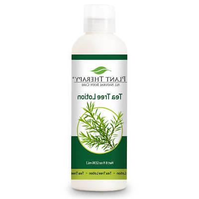 tea tree melaleuca lotion 8 oz aromatherapy