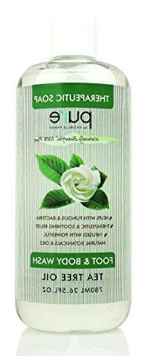 Pure Tea Tree Body Wash Tea Tree Oil Soap, Best Tea Tree Was