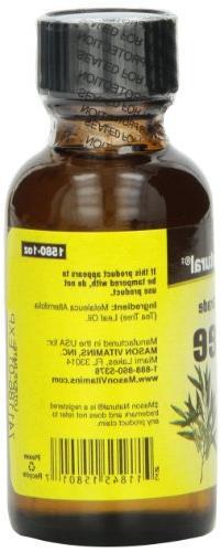 Mason Vitamins Oil 100% Oil