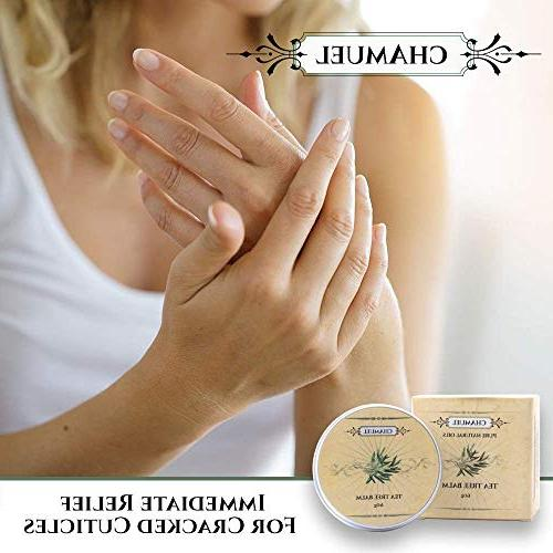 -100% All Natural Relieves Great for Eczema, Rashes, Dry Chapped Hemorrhoids, Saddle and Guaranteed