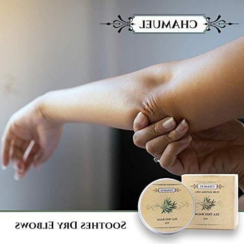 TEA -100% All Relieves Common Skin Great Cream Eczema, Rashes, Dry Chapped Skin, Saddle Sores Guaranteed
