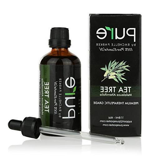 PURE Tree Shampoo & Conditioner 26.5 oz. - Tea Shampoo + Tea for Deep Itchy & Dry