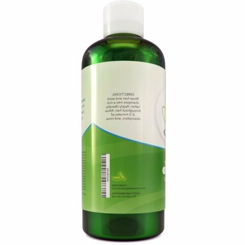 Tea Tree for Sulfate Antibacterial Hair Cleanser