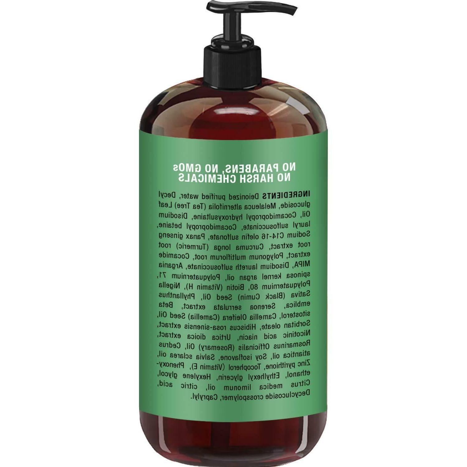 Majestic Tea Oil Hair Sulfate Free with Tea Tree