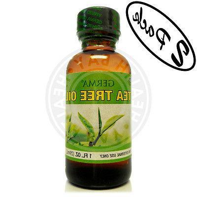 tea tree oil massage bath