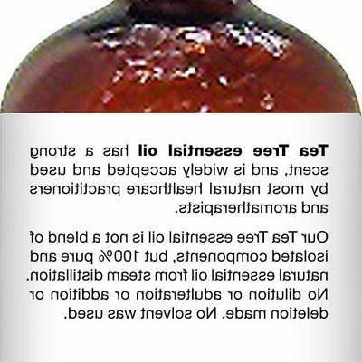 Majestic Pure Oil Natural Therapeutic Grade Tea Oil