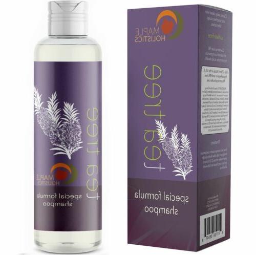 MAPLE HOLISTICS Tea Tree Oil Shampoo Anti-Dandruff + Therape