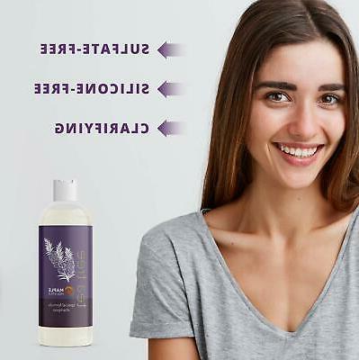 Shampoo with Tea Oil,