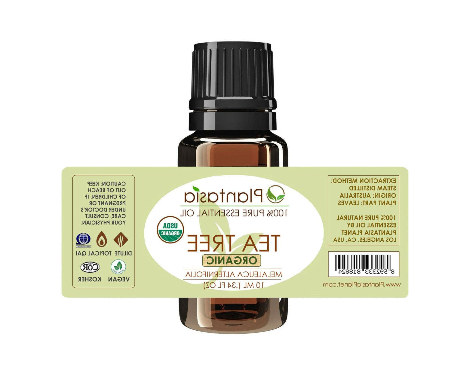 Tea Tree Essential Oil Therapeutic Plantasia