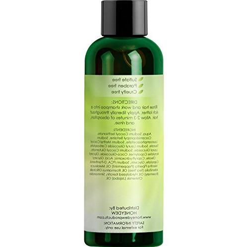 Shampoo Mint and Color Free and - 100% Money-back